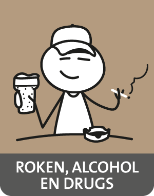 roken alcohol drugs